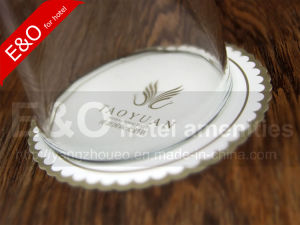 Absorbent Hotel Paper Coaster, Hotel Tissue Paper Disposable Coaster, Paper Cup Lid pictures & photos