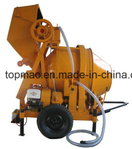Topall Made Self Loading Concrete Mixers pictures & photos