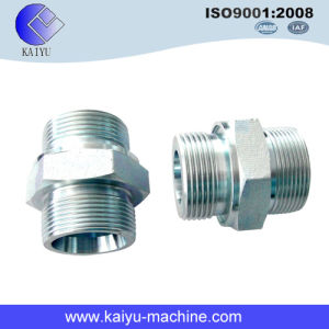 Nptf Hexagon Pipe Coupling for Female Pipe (SAE 140138) pictures & photos