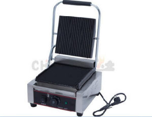 Commercial Restaurant Hamburger Panini Grill Food Machiery Chz-810A pictures & photos