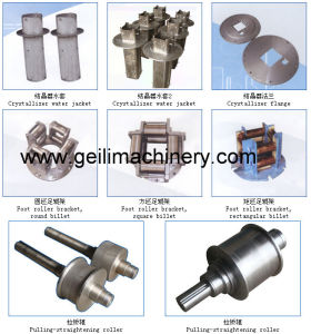 Spare Parts for CCM/ Crystallizer Assembly/ CCM Toolings pictures & photos