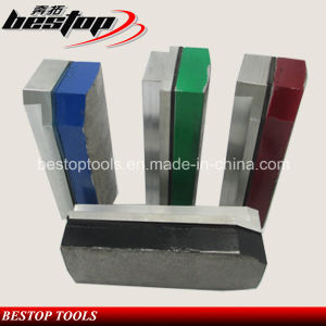 100# Segmented Metal Diamond Fickert Abrasive Block for Granite pictures & photos