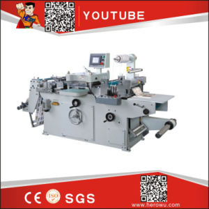 BOPP Adhesive Tape Slitting Machine for Carton Sealing, Log Roll Slitter Rewinder pictures & photos