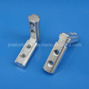 Joint Angle Inner Connector Die-Cast Zinc for 40 Series pictures & photos