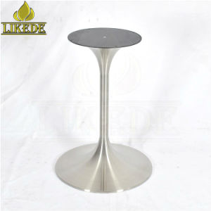 China Factory Price Hot Sale Stainless Steel Table Base Trumpet - Tulip table bases for sale