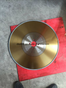 Big Size Log Saw Blades for High Quality Face Tissue