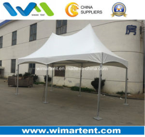 Hot Sale 6X3m Polycarbonate Gazebo Tent for Public and Private Events