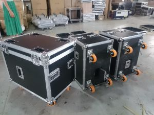 "15"" Sound Case with Wire Hole"