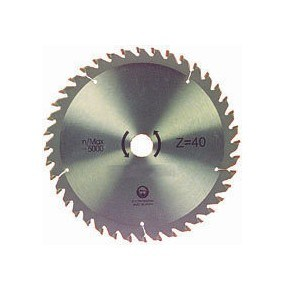 135mm X 12.7mm Tct Saw Blade pictures & photos