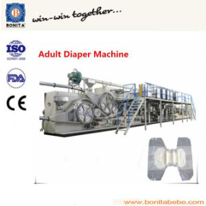 Supplier of Adult Diaper Production Line Machine with Full-Automatic (BNT-AD-04)