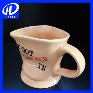 Personalized Daily Use Hand Painted Ceramic Mugs pictures & photos