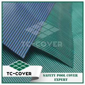 Durable Leaf Safety Cover for Indoor Pool pictures & photos