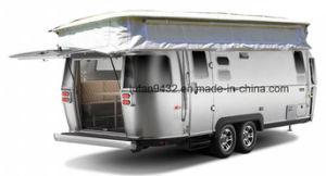 China 2018 New Airstream Caravans Vintage Retro Caravan Travel
