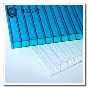China Twin Wall Polycarbonate Sheet, Twin Wall Polycarbonate