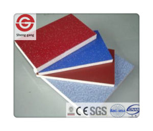 New Design Decorative High-Pressure Laminate Board Solid HPL Compact Laminate pictures & photos