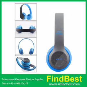 2353eae1ab01b0 China P47 Foldable Wireless Bluetooth V4.1 Headphone with TF Card ...