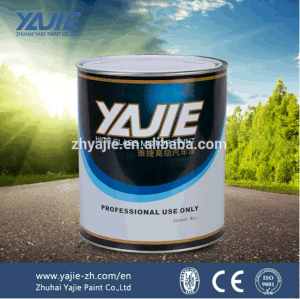 Yj Automotive Paint pictures & photos