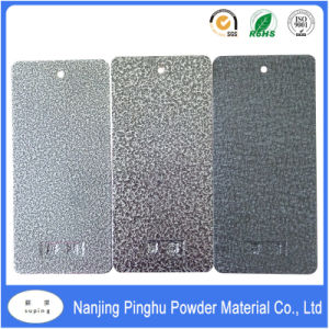Black Wrinkle Protective Powder Coating with Good Mechanical Property pictures & photos