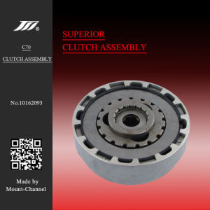 Reliable C70 Small Clutch Assembly for Honda Motorcycle