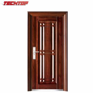 China Tps 032 New Model Safety Stainless Entrance Iron Gate Steel