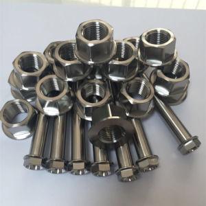 Special Fastener Manufacturer Titanium Bolt Nut Washer