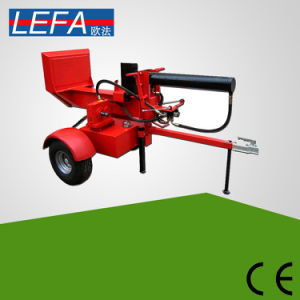 18t Diesel or Gasoline Engine Log Splitter for Wholesale pictures & photos