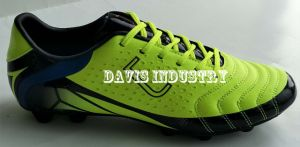 Mens Soccer Shoes with Rubber Sole