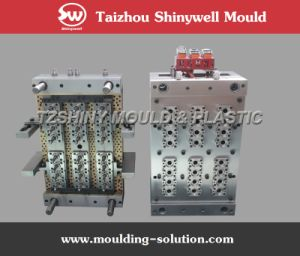 Shut off Nozzle Preform Mould