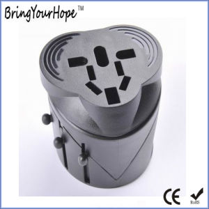Multi-Country Use Safety Universal Travel Plug Adapter (XH-UC-019) pictures & photos