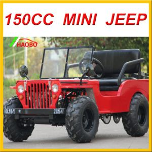China Newest Willys Mini Jeep Lq-Jp for Sale 110cc 125cc 150cc 200cc Options pictures & photos