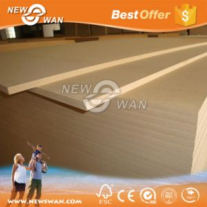20mm 22mm 25mm Raw MDF / Plain MDF pictures & photos