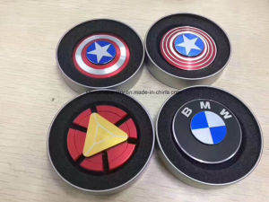 Shineme Fashion Metal Best Price Fidget Spinner Hand Spinner (SMHF081A) pictures & photos