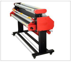 FM-1600PU Pneumatic Auto Laminator 50 degree warm with trimmer pictures & photos