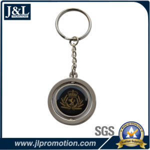 High Quanlity Customer Design Spinning Keychain pictures & photos