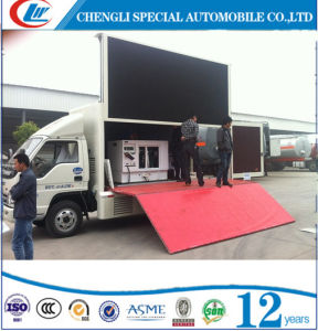 Forland 4X2 Outdoor Activity Mobile LED Truck pictures & photos