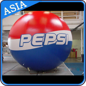 Giant Sphere Balloon with Pepsi Logo for Advertising pictures & photos