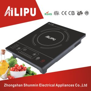 Desktop Style Multifunction Single Burner Induction Cooker pictures & photos