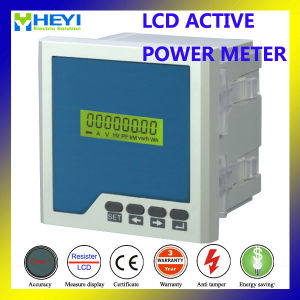 Rh-Re2y LCD Display Digital Energy Meter Single Phase Reactive Power Meter pictures & photos