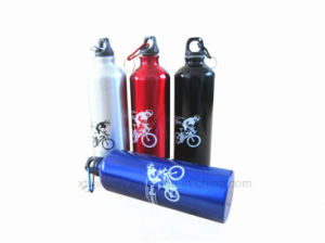 Hot Sale Portable Reusable Bicycle 750ml Sport Water Bottle pictures & photos