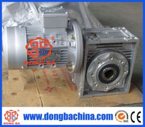 Worm Gear Reducer (Nmrv series: RV025-RV130)
