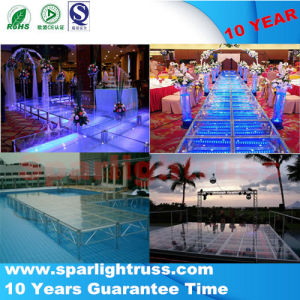Aluminum Outdoor Stage Truss with Canopy (YS-1103) pictures & photos