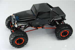 1: 10th Rock Sand Climbing RC off Road Crawler