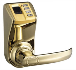 120 Fingerprint Door Lock Latch FL-3398