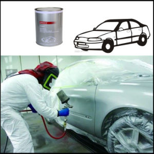 Anti Corrosion Good Dhesion Red Oxide Car Paint Epoxy Primer