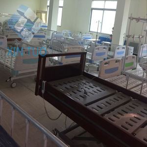 Maidesite Modern Hand Controlling Hospital Bed for Handicapped pictures & photos
