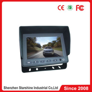 5 Inch LCD Stand Alone Car Monitor with Sunshade