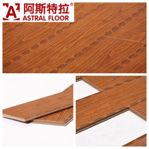 Household Hot Sale 12mm Laminate Flooring pictures & photos