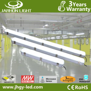 IP65 Waterproof 1.2m 40W LED Linear Light with Emergency Function