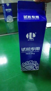 1000ml/1L Gable Top Paper Carton pictures & photos