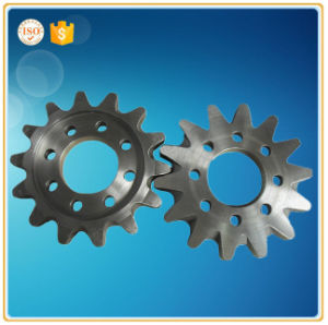 OEM Precision Steel Casting Auto Part Steel Gear